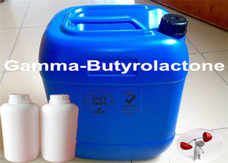 GBL Gamma-Butyrolactone 96-48-0 Weight Loss Steroid 200kg / CRC supplier