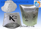Terbaik Lidocaine HCl Lidocaine Hydrochloride Anesthetic Powder 73-78-9 for sale